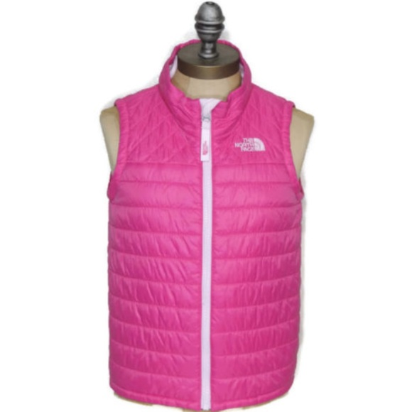 The North Face Gig Harbor Vest in Pink